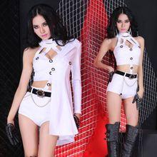 Современный танец платье певица костюмы ds производительности одежда новая звезда с ведущий танцор одежды