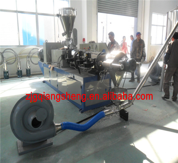 Recycling Plastic Blower : Pvc die face cutter plastic recycling machine buy