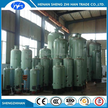 Different size Vertical hot water boiler for sale steam coal fired boiler