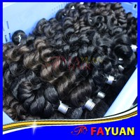 Tidy and clean weft best selling bresilian loose wave weft hair no silicon brown virgin 5a quality brazilian hair