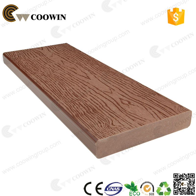 Eco Floor Decking Outdoor Engineered Wood Lumber Like Pvc