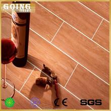Wood finish rustic floor tiles