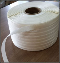 polyester tension fiber cord strap(25mm) / composite strap / woven strap in straping