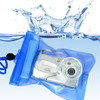 Hot saling PVC waterproof cell bag,inflatable camera bag,double protection cell bag
