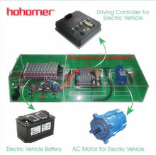 5kw Asynchronous Motor Type Electric vehicle AC driving kits
