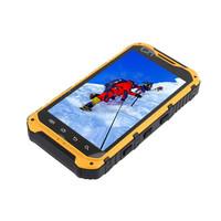 oem odm ip68 waterproof rugged phone 4.3 inch android dual sim smart phone with nfc gps