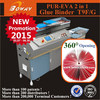 2015 new T9F/G no any page fall off hot melt PUR adhesive binding machine