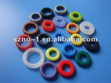 Colorful wholesale Soft Custom silicone rubber seal