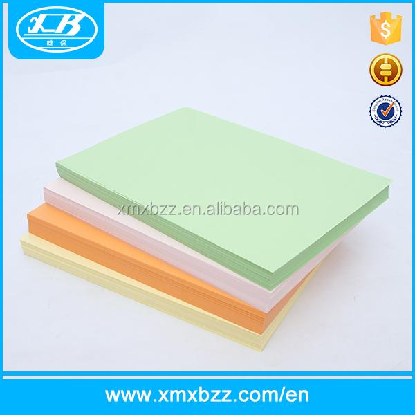 100% لب الخشب esd غرف الأبحاث الغبار الحرة الطباعة ورقة 70 80 gsm