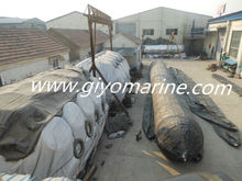 buy 10 years using life Marine barge airbags for shipyard use often in Batam shipyard