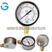 Manómetro para la medición de fluidos