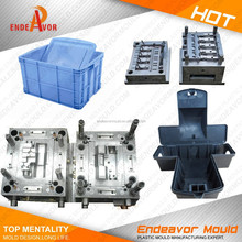 Factory directly sales quality assurance design and processing injection plastic mould maker