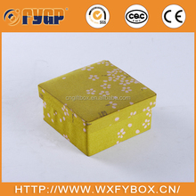 Lovely mdf jewellery box wholesale