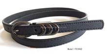 2015 new custom skinny belt for pants