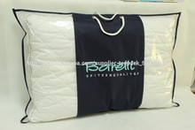 Custom printed Clear vinyl pvc pillow case