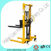 High Quality Hand Lifting Equipment Hand Stacker Manual Forklift