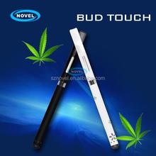 best popular slim design 510 thread E Cigarette bud touch pen vapor stick electronic cigarette
