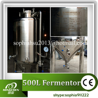 Factory price Large stainless Wine Fermentation Tanks for sale