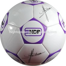 Size 5 promotional soccer ball