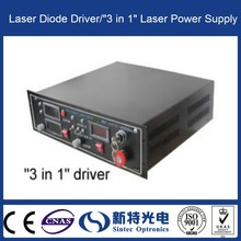 "Laser Diode Driver / ""3 in 1"" Laser Power Supply"