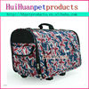 Luxury design pet carrier with wheels
