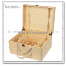 Hot popular Wooden wine packing for sale