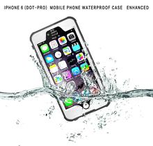2015 New Waterproof Shockproof Dirtproof Snowproof Case Cover for Iphone 6