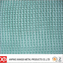 green construction safety net (factory)