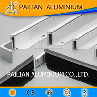 china best solar panel frame manufacturer of all 6000 series power coating aluminun industrial extrusion profiles