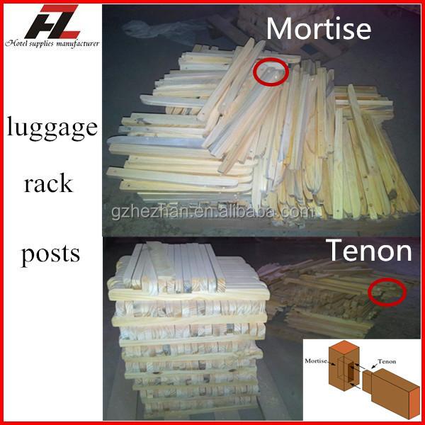 Modern Folding Solid Wood Luggage Rack For Hotel Bedroom Wood Folding Luggage Racks View