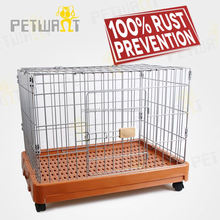 Durable modeling dog cage pet house