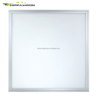 Low price and MOQ bathroom design square ceiling light covers led ceiling flat panel light