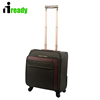 top quality trendy laptop wheel suitcase luggage trolley travel bag for sky