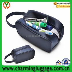 Travel toiletry wash bag makeup case