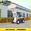 HR918H Full Hydraulic Drive wheel loader small 4x4 Garden Tractor