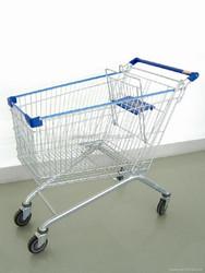 2015 new shopping trolley,supermarket trolley