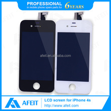 SALE brand new cell phone lcd for iphone 4s with top quality , original for apple iphone 4s lcd with touch screen