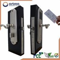 Alibaba SGS certified Ansi standard french style handle door lock
