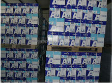 ISO China factory supply best price copy paper a4 80gsm