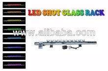 LED Shot Glass Rack
