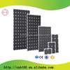 competitive price high effective 12v solar panel 90w with CE and ROHS