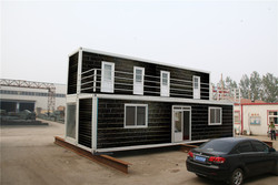 Neopor Cheap Prefab to container homes light gauge steel frame houses