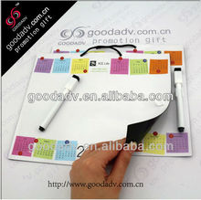 Magnetic writing board for promotion gifts