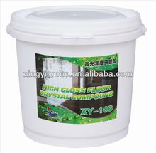 high gloss granite polish compound