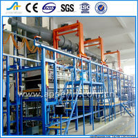 automatic Gantry hanging plating production line used equipment