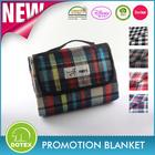 Toalha de piquenique para presentes da promoção de produtos promoção 2014
