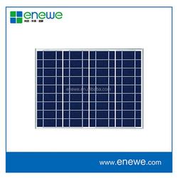 high quality photovoltaic solar panel 50w