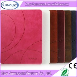 KAKU case For Ipad Mini 2 Leather Case for New Ipad Mini Leather Cover Case