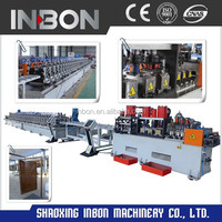 New Style Hydraulic Steel Door Frame Roll Forming line