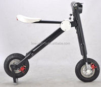 48v,500w motor, 13ah lithium battery 2 wheel folding electric bike with color LCD